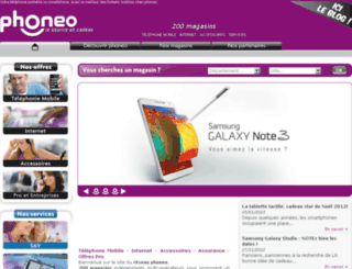 lesourirencadeau.com screenshot