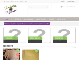 lesutilesdezinette.com screenshot