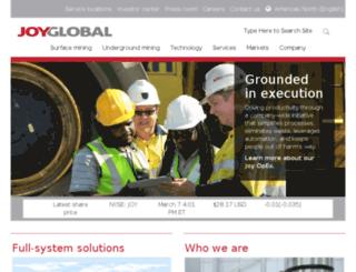 letourneau-inc.com screenshot