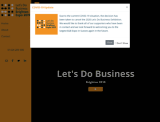 letsdobusiness.org screenshot