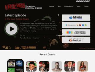 letsgetitonpodcast.com screenshot