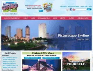 letstourohio.com screenshot