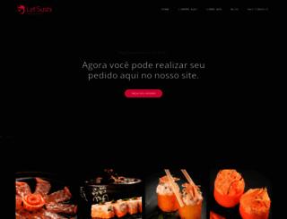 letsushi.com screenshot
