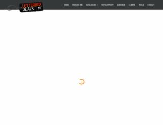 letterboxdeals.com.au screenshot