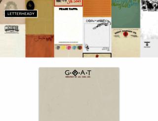 letterheady.com screenshot