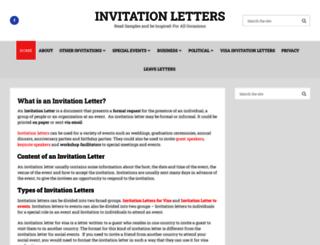 Access lettersmpleinvitationletterfo what is an invitation lettersmpleinvitationletterfo screenshot stopboris Images