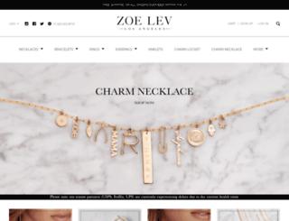 lettersbyzoe.com screenshot