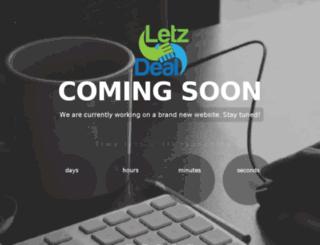 letzdeal.pk screenshot