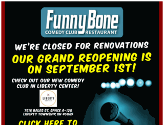 levee.funnybone.com screenshot