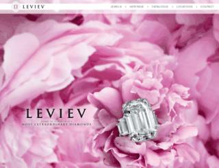 leviev.com screenshot