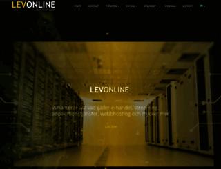 levonline.com screenshot
