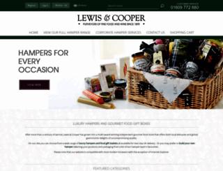 lewisandcooper.co.uk screenshot