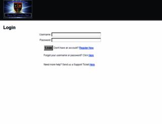 lewisdreamteam.net screenshot