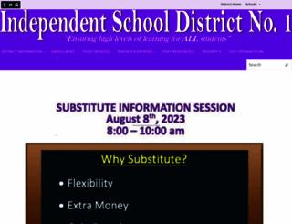 lewistonschools.net screenshot