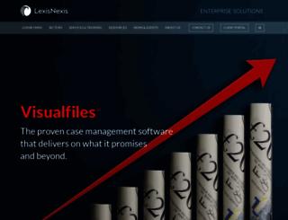 lexisnexis-es.co.uk screenshot