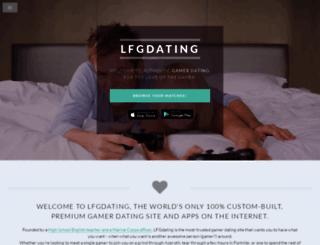 lfgdating.com screenshot