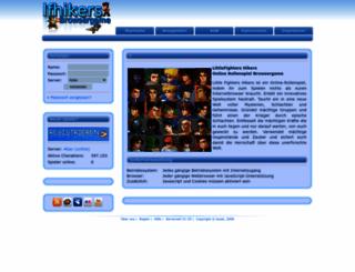 lfhikers.de screenshot