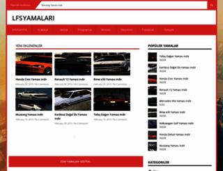 lfsyamalari2015.blogspot.com.tr screenshot