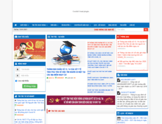 lhpdl.edu.vn screenshot