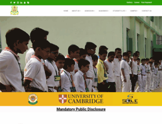 lhpsbhiwani.com screenshot