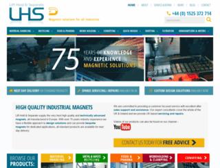 lhs.uk.com screenshot