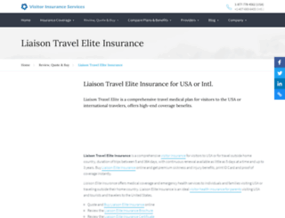 liaisonmajesticinsurance.net screenshot