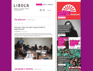 libela.org screenshot