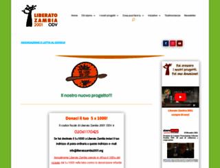 liberatozambia2001.org screenshot