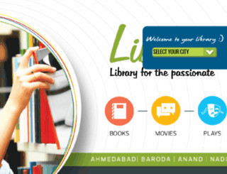 liberiaindia.com screenshot