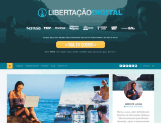 libertacaodigital.com screenshot
