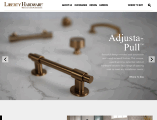 libertyhardware.com screenshot