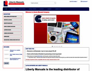 libertymanuals.com screenshot