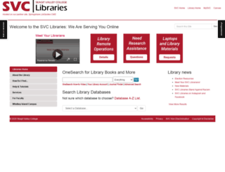 library.skagit.edu screenshot