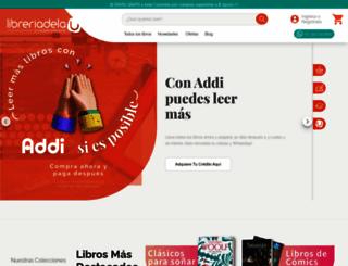libreriadelau.com screenshot