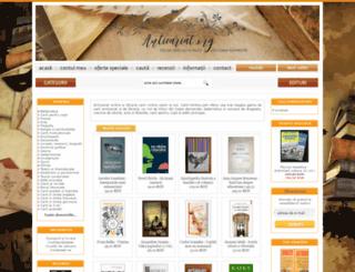 libros.ro screenshot