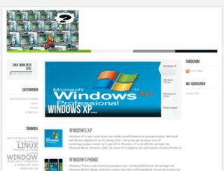 licenties-microsoft.nl screenshot