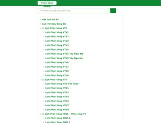 lichphatsong.net screenshot