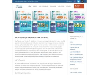 lidasiparis.com screenshot