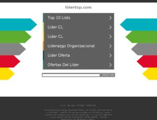 lidertop.com screenshot