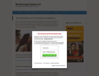 liebeskummer-online.de screenshot