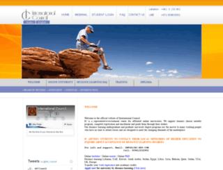 liec-edu.com screenshot