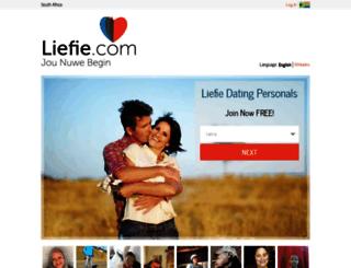 liefie.com screenshot