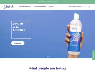 life-flo.com screenshot