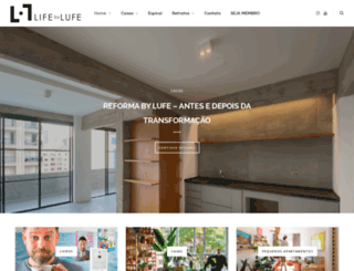 lifebylufe.com screenshot