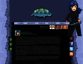 lifeinaggro.com screenshot