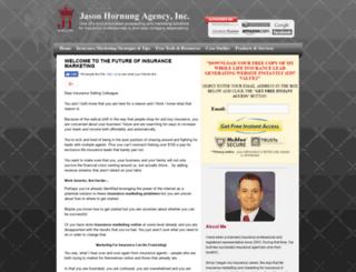 lifeinsurancemarketing.info screenshot
