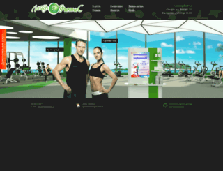 lifeisfitnes.ru screenshot
