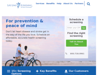 lifelonghealth.com screenshot