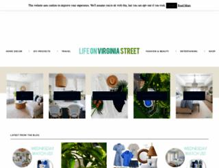 lifeonvirginiastreet.com screenshot