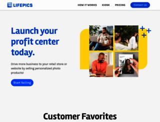 lifepics.com screenshot